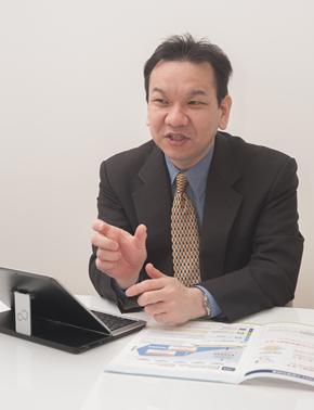 高橋進 資産形成相談 東京都八王子市 独立系FP ライフアーキテクチャ 代表の写真
